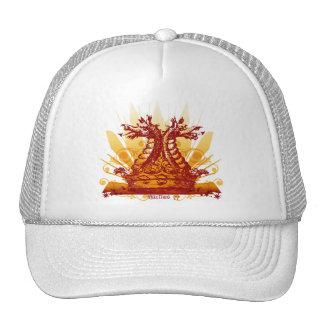 Gorra de la corona del dragón