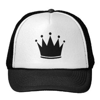 gorra de la corona del llano del tapp de DJ