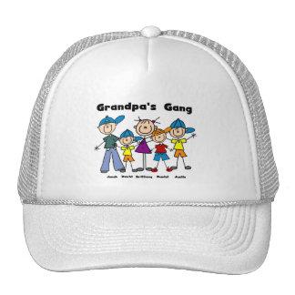 Gorra de la cuadrilla del abuelo