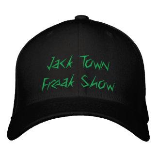 Gorra de la demostración del monstruo de la ciudad gorras bordadas