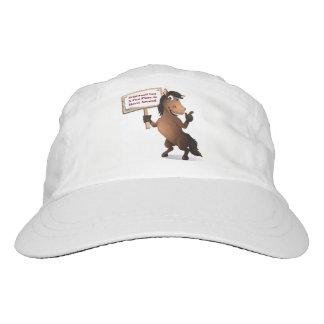 Gorra de la diversión con el logotipo del mesón de gorra de alto rendimiento