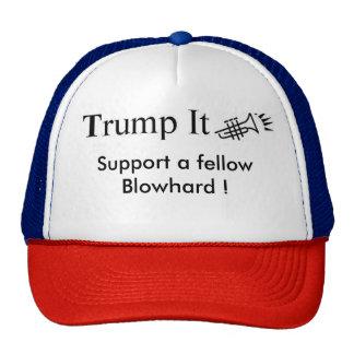 Gorra de la elección presidencial 2016