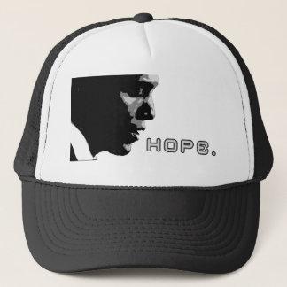 Gorra de la esperanza de Obama