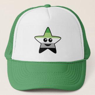 Gorra de la estrella de Aromantic