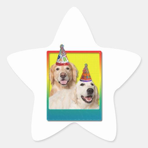 Gorra de la fiesta de cumpleaños - corona de Tebow Calcomania ...