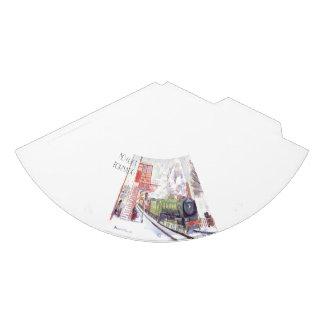 Gorra de la fiesta de Navidad del tornado
