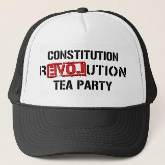 Gorra de la fiesta del té de la libertad