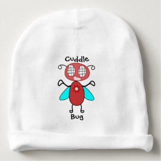 Gorra de la gorrita tejida del bebé del insecto de gorrito para bebe