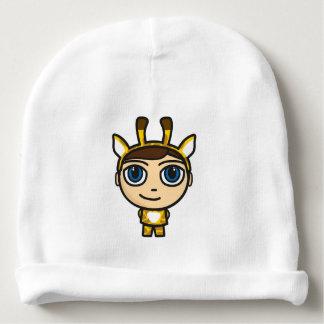Gorra de la gorrita tejida del personaje de gorrito para bebe