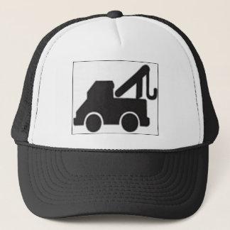 Gorra de la grúa