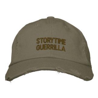 Gorra de la guerrilla de Storytime