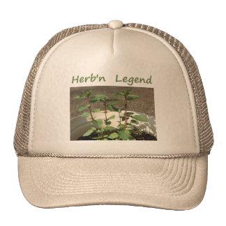 Gorra de la leyenda de Herb'n