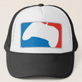 Gorra de la liga del juego de Xbox