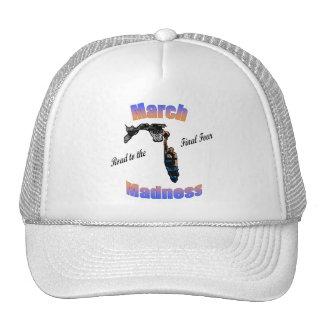 Gorra de la locura de marzo