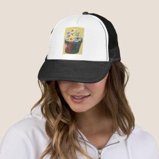 Gorra de la magdalena del camionero
