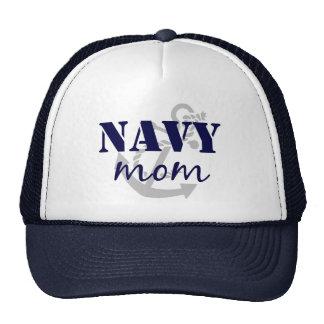Gorra de la mamá de la marina de guerra