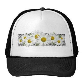 Gorra de la margarita