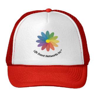 Gorra de la margarita del arco iris de LENI