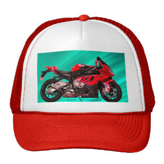 Gorra de la motocicleta