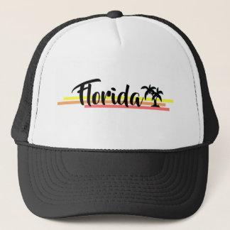 Gorra de la palmera de la Florida