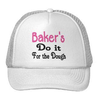 Gorra de la pasta del panadero