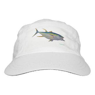 gorra de la pesca del atún de trucha salmonada