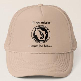 Gorra de la pesca - Wisconsin