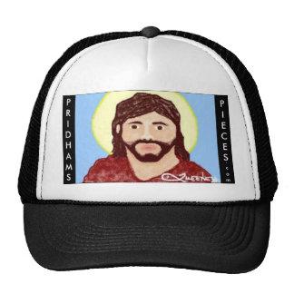 Gorra de la pintura de Jesús