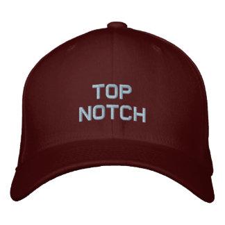 Gorra de la primera clase gorra de béisbol bordada