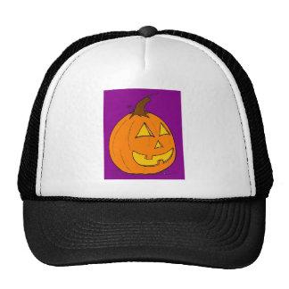 Gorra de la púrpura de la linterna del o de Jack