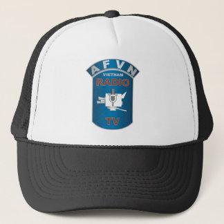 Gorra de la red de Vietnam de las fuerzas