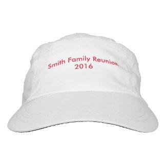 Gorra de la reunión de familia de Smith - 2016 - Gorra De Alto Rendimiento