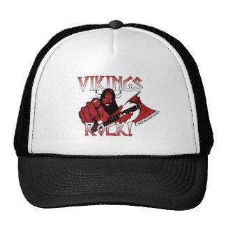 Gorra de la roca de Vikingos