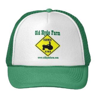Gorra de la travesía del granjero
