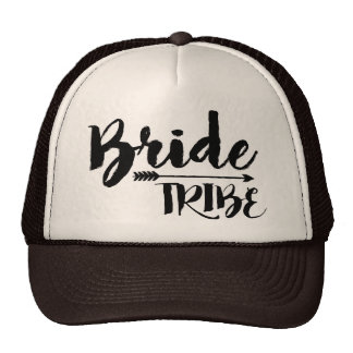 Gorra de la tribu de la novia