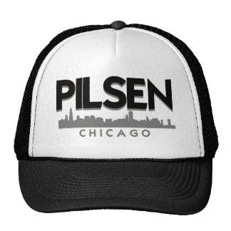 Gorra de la vecindad de Pilsen Chicago