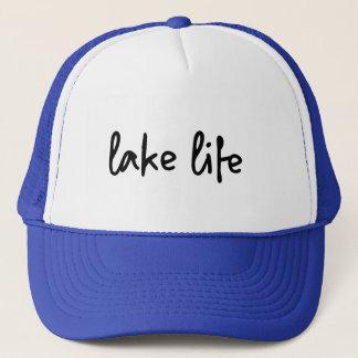 Gorra de la vida del lago