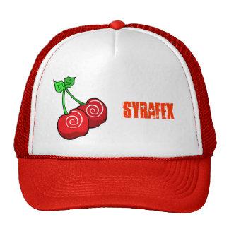 Gorra de las cerezas de Syrafex