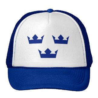 Gorra de las coronas de Tre