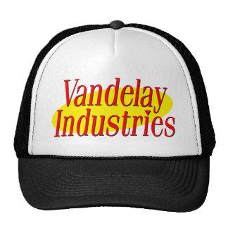 Gorra de las INDUSTRIAS de VANDELAY