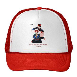 Gorra de las nacionalidades de China cincuenta y