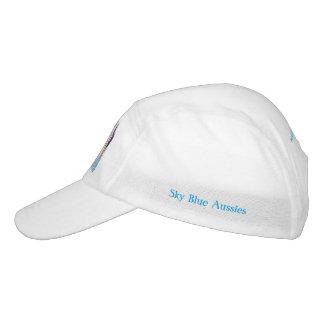 Gorra de los australianos del azul de cielo gorra de alto rendimiento