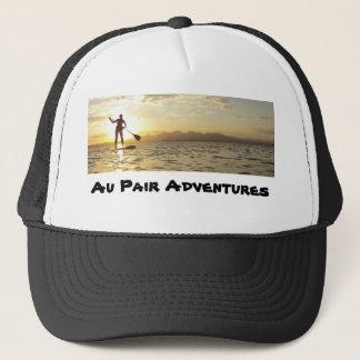 Gorra de los camioneros de las aventuras del au