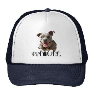 Gorra de los camioneros de Sarge Pitbull