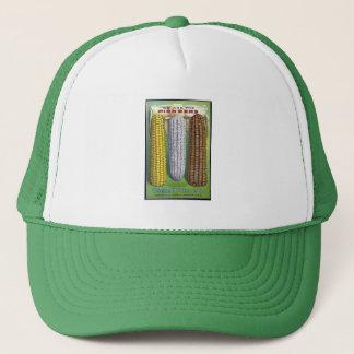 Gorra de los camioneros del paquete de la semilla