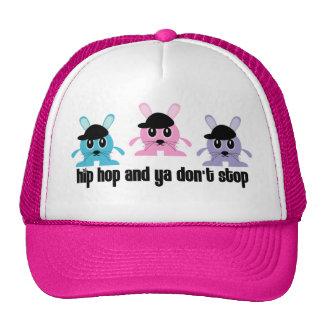 Gorra de los conejitos de Hip Hop