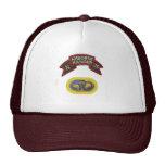 Gorra de los guardabosques de N Company con SSI y