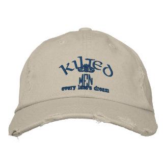 Gorra de los HOMBRES de KILTED