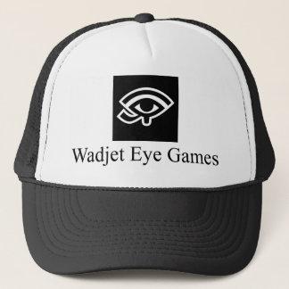 Gorra de los juegos del ojo de Wadjet