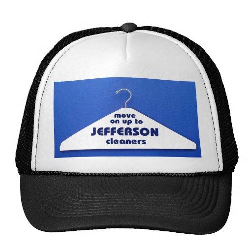 Gorra de los limpiadores de Jefferson